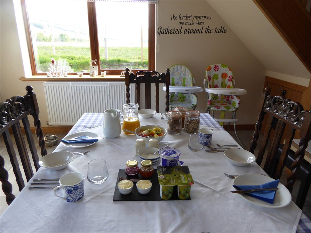 Woodend Breakfast Room